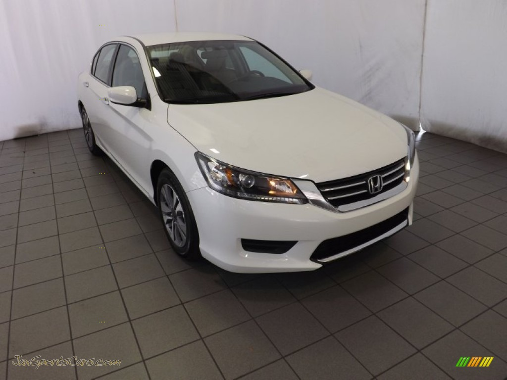 2014 honda accord lx sedan in white orchid pearl 031072 for 2014 honda accord white