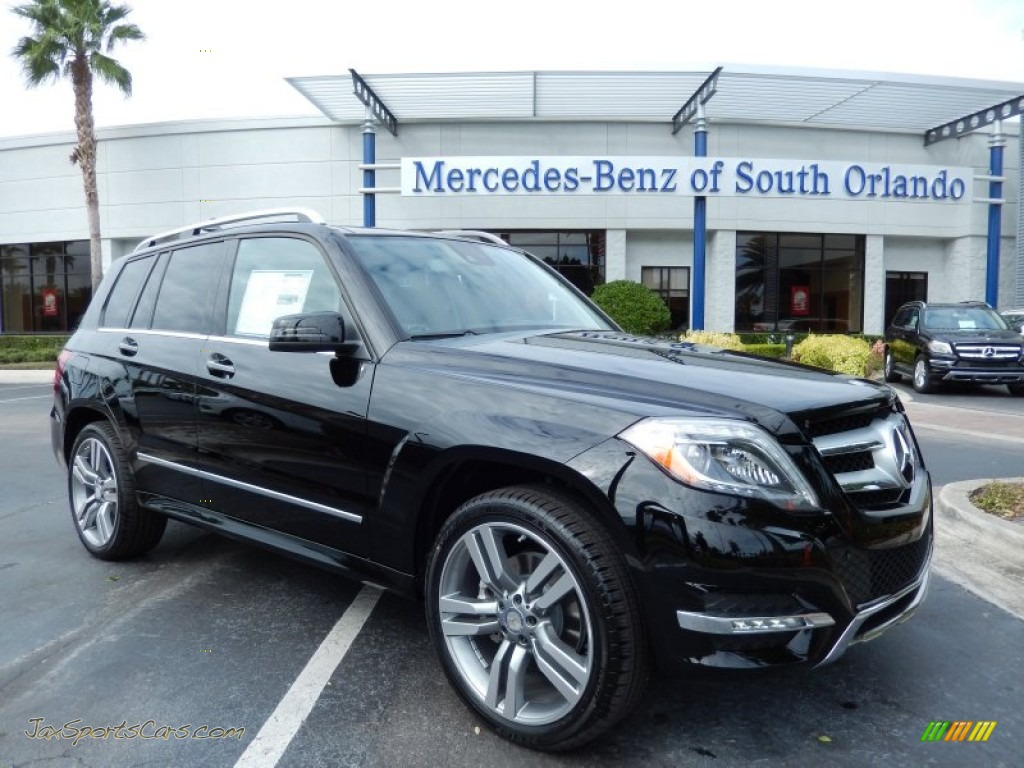 2014 mercedes benz glk 350 in black 218198 jax sports. Black Bedroom Furniture Sets. Home Design Ideas