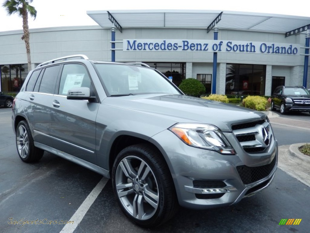 2014 mercedes benz glk 350 in palladium silver metallic 217693 jax. Cars Review. Best American Auto & Cars Review