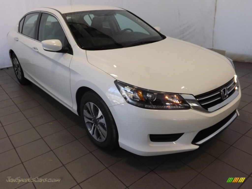 2014 honda accord lx sedan in white orchid pearl 126418 for 2014 honda accord white