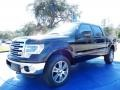 Ford F150 Lariat SuperCrew 4x4 Kodiak Brown photo #1
