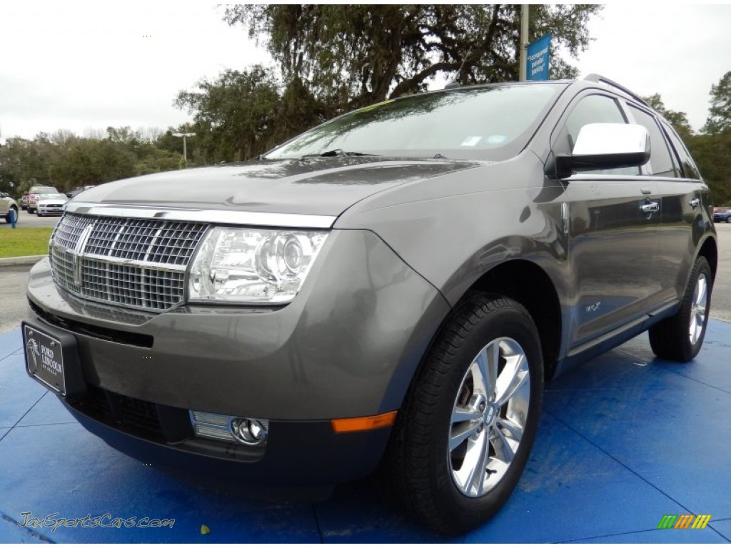 2010 lincoln mkx fwd in sterling grey metallic j28508 jax sports cars cars for sale in florida. Black Bedroom Furniture Sets. Home Design Ideas
