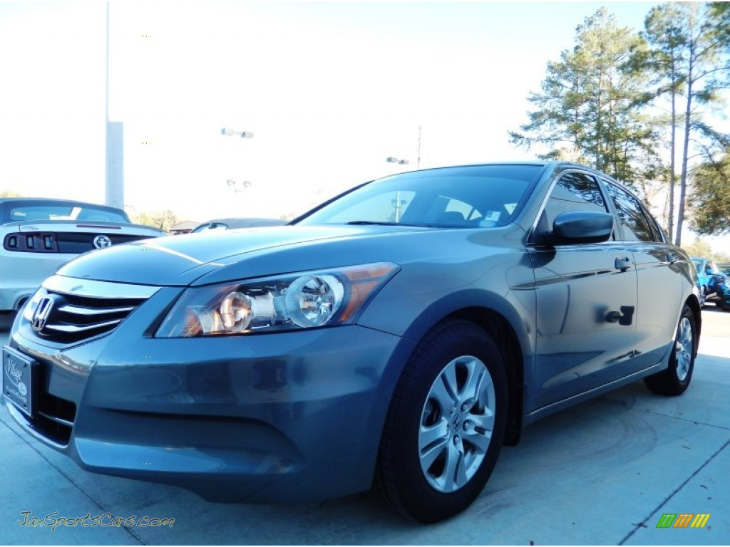 2011 Honda Accord Lx P Sedan In Polished Metal Metallic