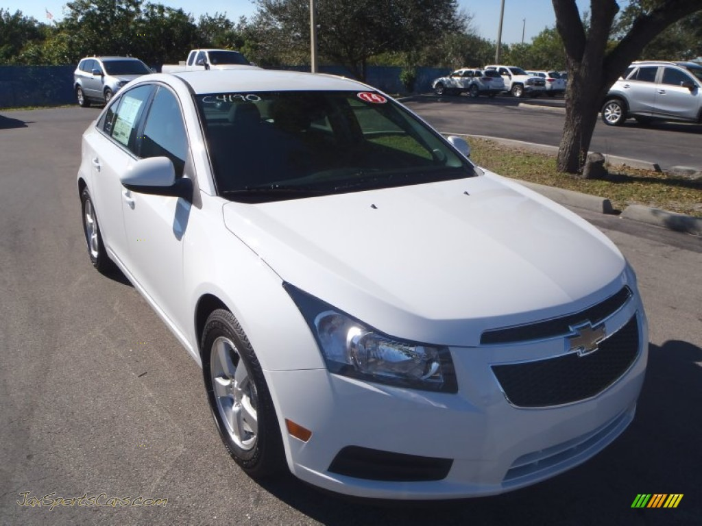 2014 chevrolet cruze lt in summit white 278021 jax sports cars cars for sale in florida. Black Bedroom Furniture Sets. Home Design Ideas