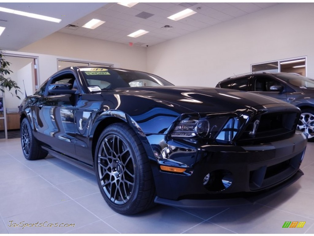 2014 ford mustang shelby gt500 svt performance package coupe in black photo 18 271126 jax. Black Bedroom Furniture Sets. Home Design Ideas