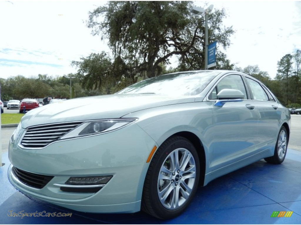 2014 lincoln mkz hybrid in ice storm 821791 jax sports cars cars for sale in florida. Black Bedroom Furniture Sets. Home Design Ideas