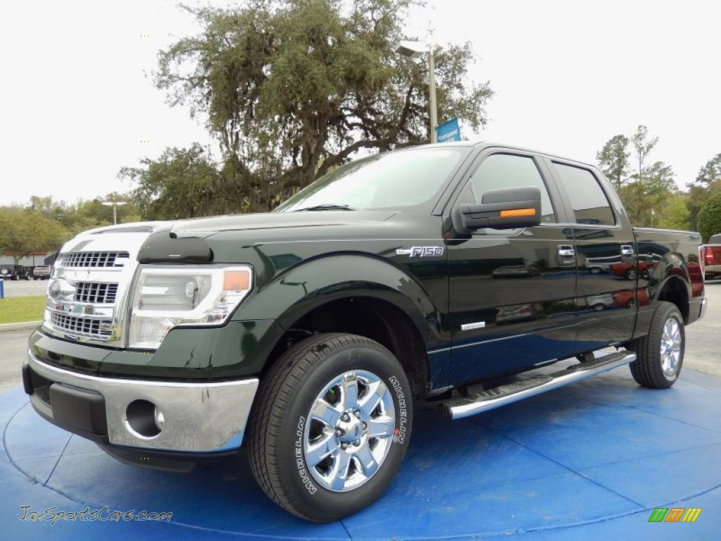 2014 ford f150 xlt supercrew in green gem d65941 jax sports cars cars for sale in florida. Black Bedroom Furniture Sets. Home Design Ideas