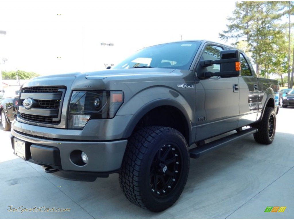 2014 ford f150 fx4 supercrew 4x4 in sterling grey a99172 jax sports cars cars for sale in. Black Bedroom Furniture Sets. Home Design Ideas