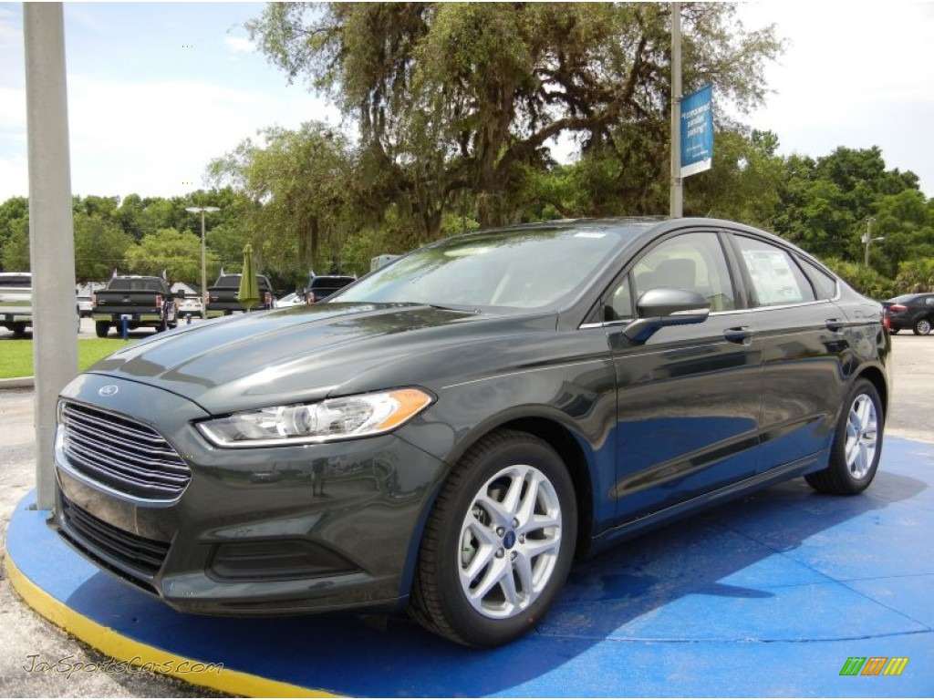 2015 Ford Fusion Se In Guard Metallic 101148 Jax