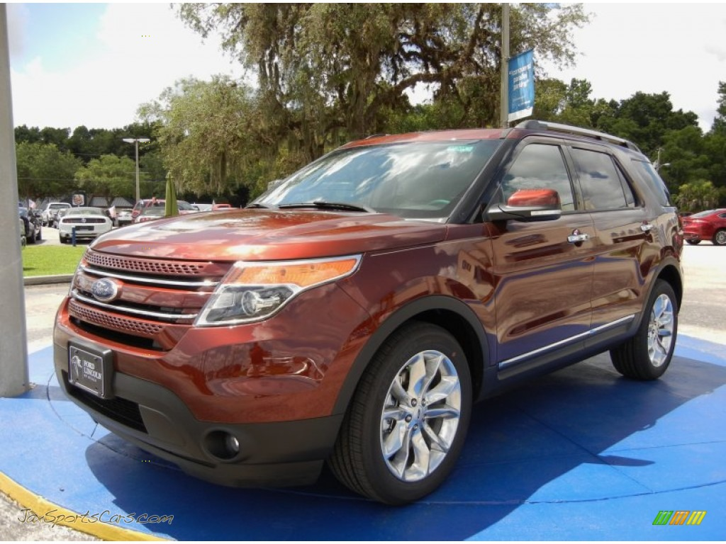 2015 ford explorer limited in bronze fire a18024 jax sports cars cars for sale in florida