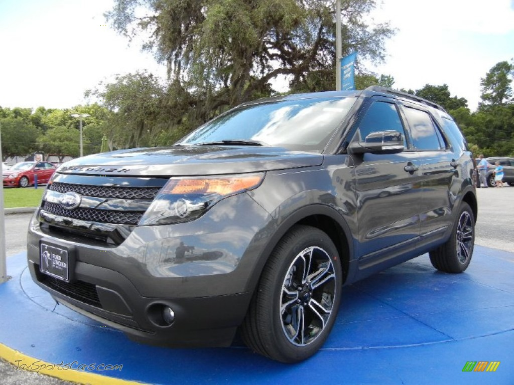 2015 ford explorer sport 4wd in magnetic a31977 jax sports cars cars for sale in florida. Black Bedroom Furniture Sets. Home Design Ideas
