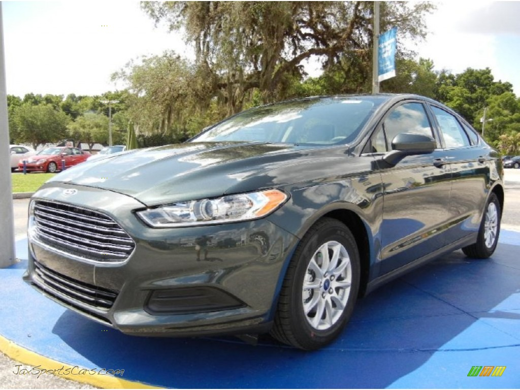 2015 ford fusion s in guard metallic 103207 jax sports cars cars for sale in florida. Black Bedroom Furniture Sets. Home Design Ideas