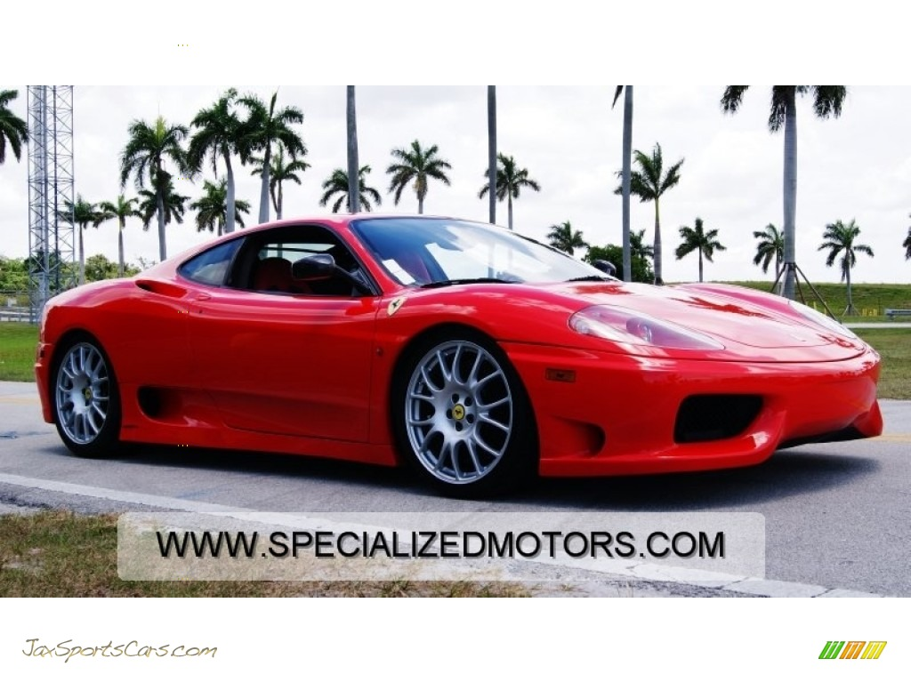 2004 ferrari 360 challenge stradale f1 in rosso scuderia red. Cars Review. Best American Auto & Cars Review